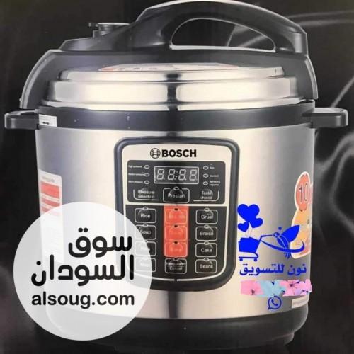 حلة الضغط الكهربائية ماركةBosch - صورة رقم