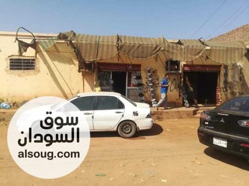 البيع  بيت في ابروف شارع النيل امدرمان    - صورة رقم