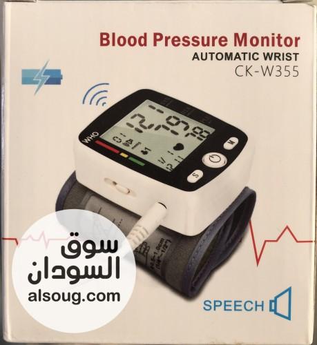 وجهاز مقياس ضغط الدم Blood Pressure Monitor الموديل وارد امريكى - صورة رقم
