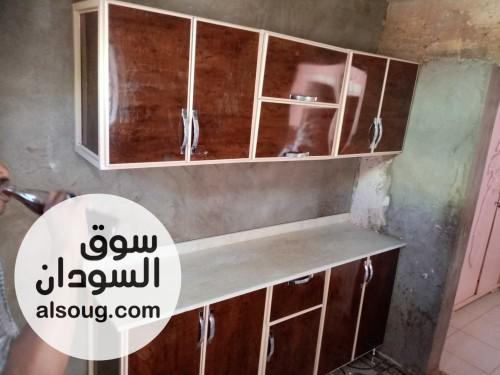 مطابخ المونيوم سعودي دبل فايبر - صورة رقم
