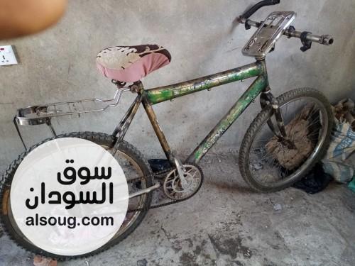 توجد دراجه اطفال مقاس ٢٤ للبيع - صورة رقم