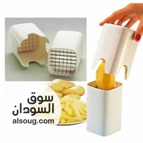 قطاعه اصابع البطاطس - صورة رقم
