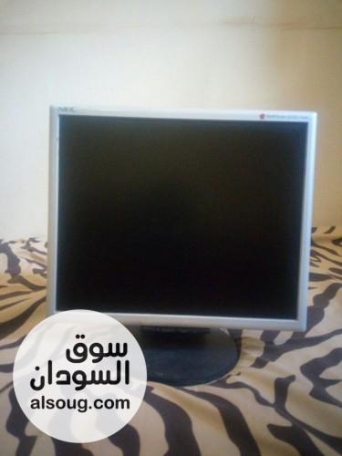 شاشه كمبيوتر للبيع   17 بوصه - صورة رقم