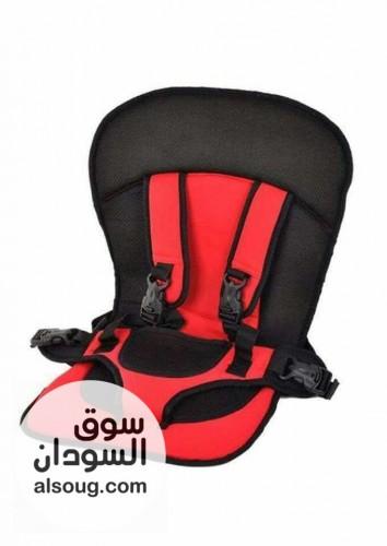 مقعد وحزام امان لاطفال في السياره او المنزل - صورة رقم