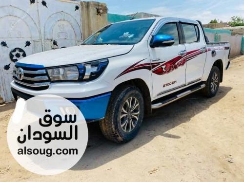 بوكسي دبل كاب  قير عادي  واردالسعودية - صورة رقم