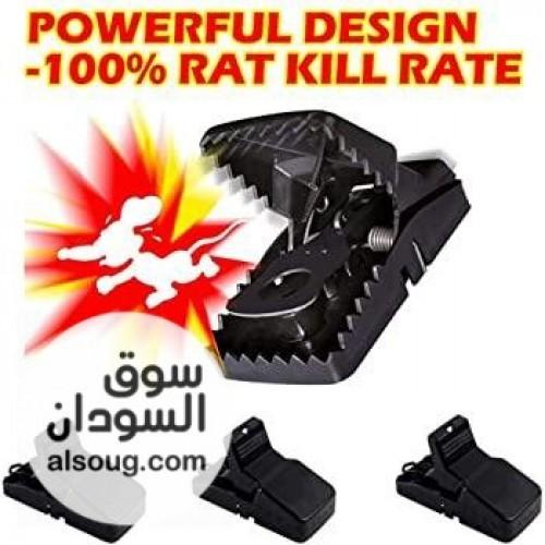مصيده الفئران الذكية قطعتين يسعر رائع - صورة رقم