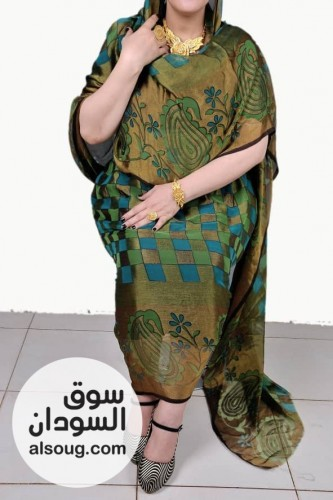تياب حرير شفون - صورة رقم