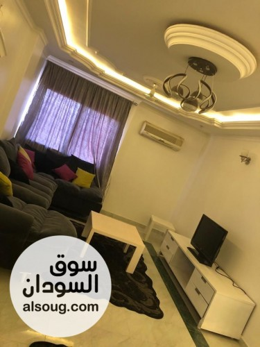 شقه خرافيه مفروشه لناس السكن الراقي❤️ - صورة رقم