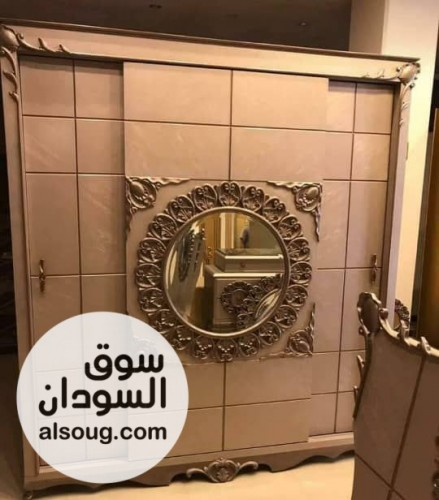 غرف نوم بالطلب م جاهزه بتجهز خلال شهر الخشب الموسك والmdfمكونة من سر - صورة رقم