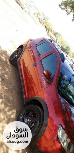 سيارة رينو سانديرو جديده شاذة - صورة رقم
