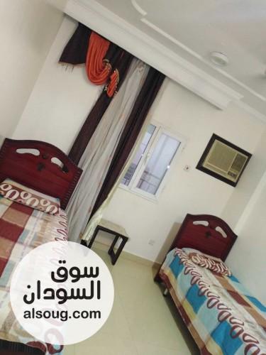 شقه ٢غرفه وصله شارع عبيد ختم غريبه للفه جبا ومستشفى به مولد في المعمور - صورة رقم