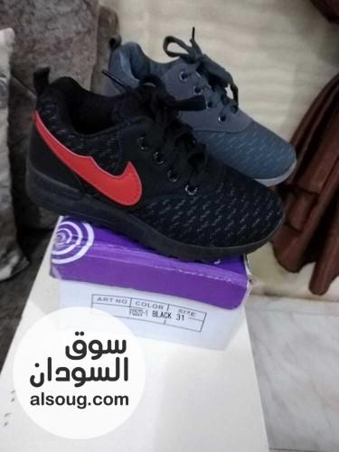 جزم الأطفال من 31 لي 36 رمادي واسود ناس المدارس عرض للطلب واتس - صورة رقم