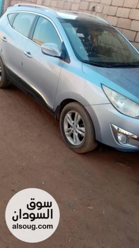 بيع سيارة توسان  فل اوبشن. - صورة رقم