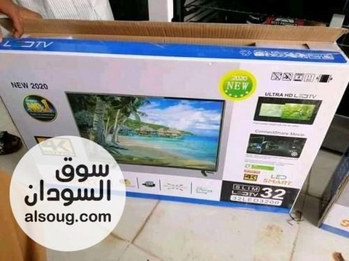 الشاشة الاكثر مبيعاً في السودان اسمارت 32 بوصه - صورة رقم