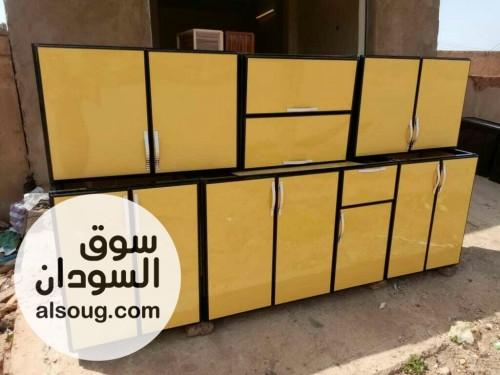 مطابخ المونيوم سعودية دبل فايبر - صورة رقم