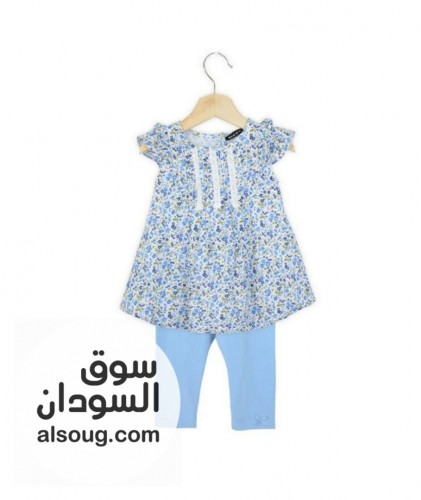 لبسه بناتيه متوفر لون بمبي من لبسي ماركه - صورة رقم
