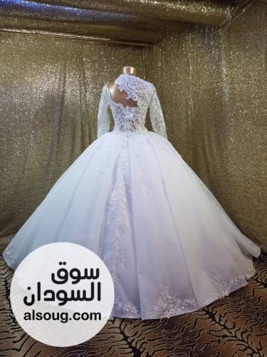 فساتين الزفاف وفساتين السهرة عروووض مميزة - صورة رقم