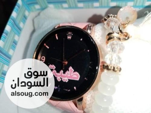 تصميم ساعات راقي جد وبافضل الخامات - صورة رقم