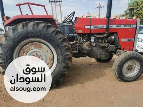 الرياض-تقاطع اوماك-مع عبيد-ختم-تركتر ماسي فيرجسون شهاده وارد - صورة رقم